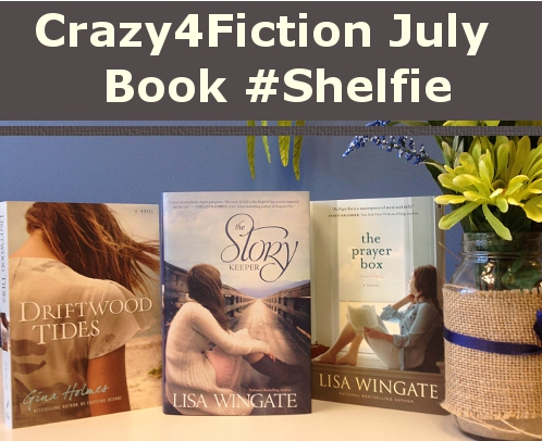 July Shelfie