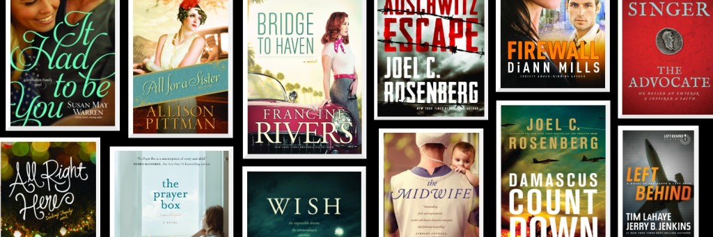 A few of the great fiction books available to read!