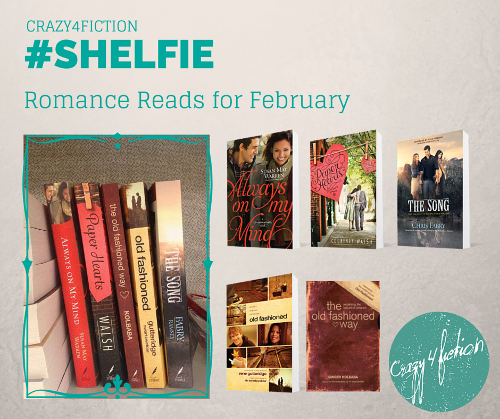 Feb Shelfie