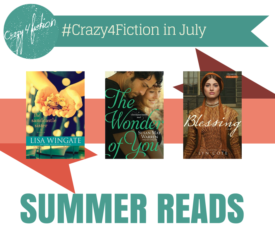 Crazy4Fiction in July