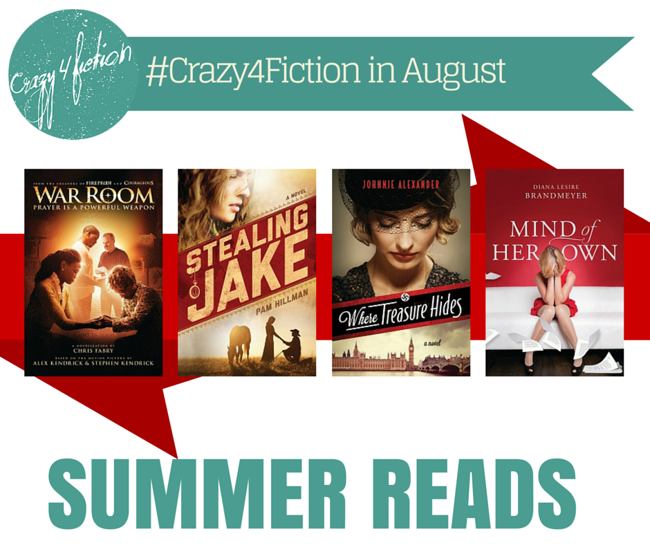 Crazy4Fiction in Aug