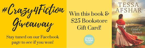 May #Crazy4Fiction Giveaway